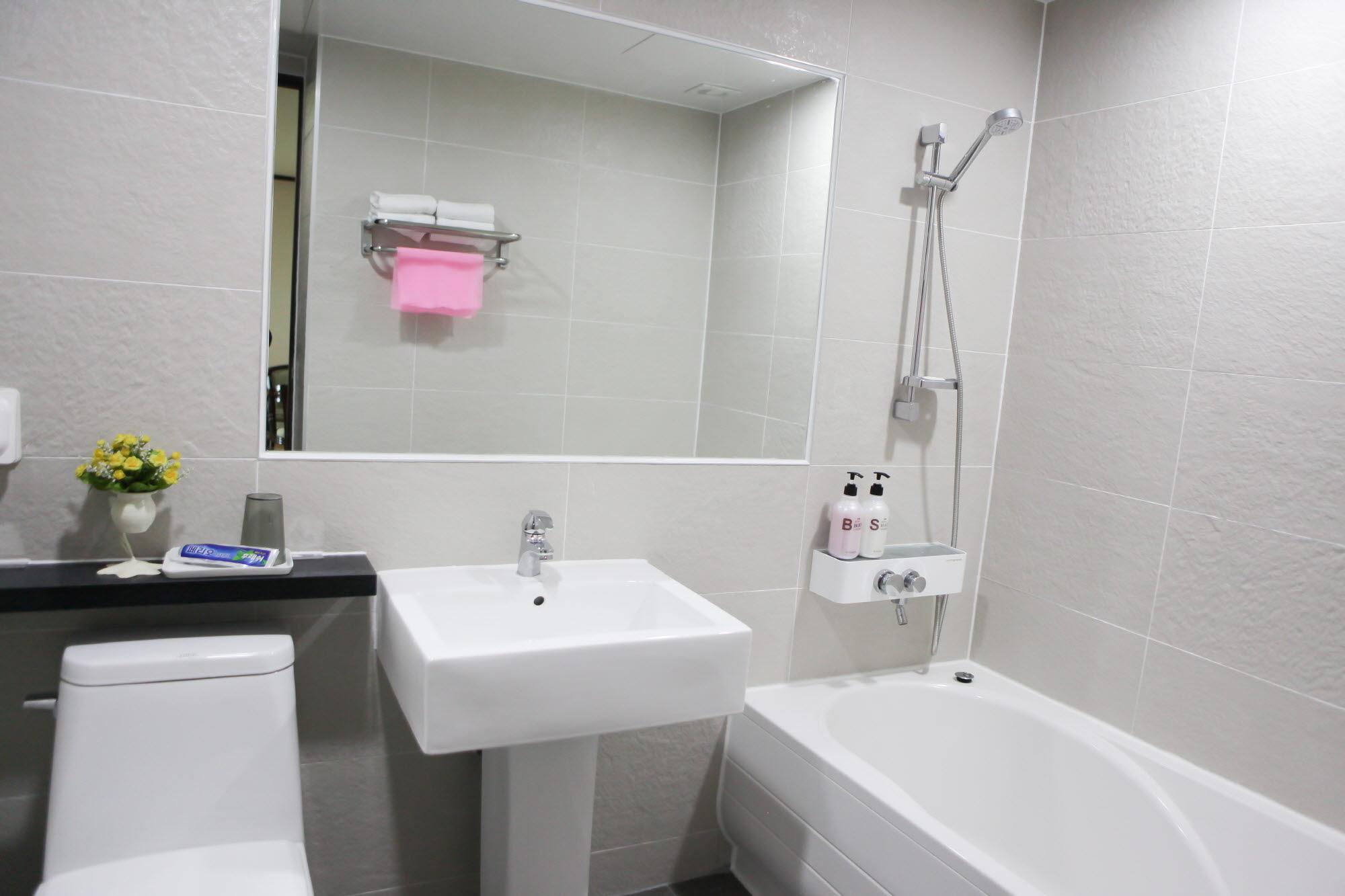 VIP룸 - VIP룸 욕실